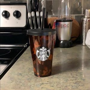 Starbucks limited edition tumbler